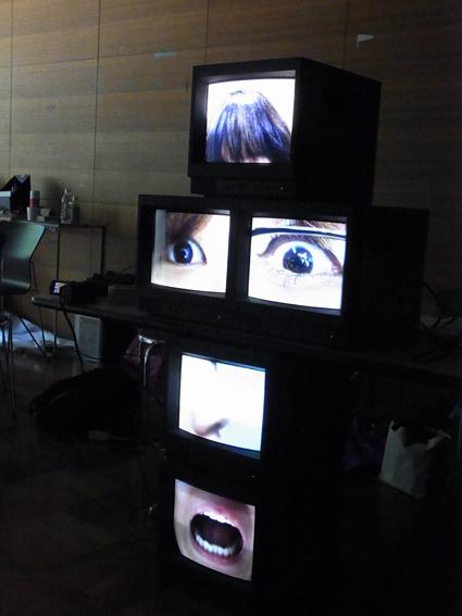 ビデオスカルプチャー