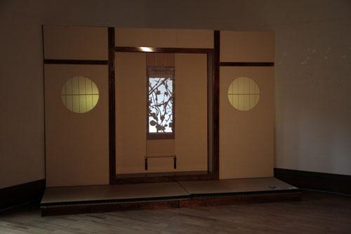 中島 結「雪月花」 EIZO卒展2010