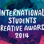 International Students Creative Award 2014で卒業生が佳作受賞!