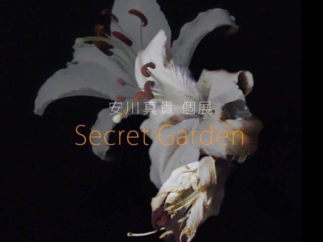 映像コース卒業生 安川真貴個展「Secret Garden」